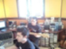 Sheron at studio sessions