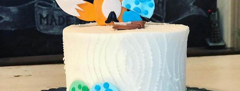 Birthday Cake Name