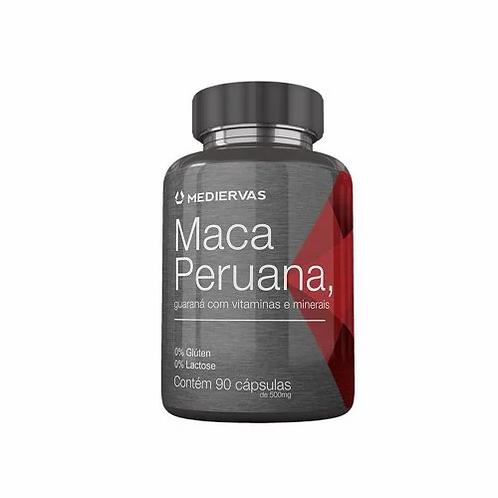 Maca peruana -  Mediervas 90 caps