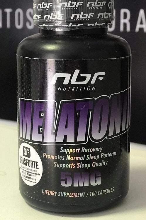 Melatonina - 5mg - 100 caps - NBF