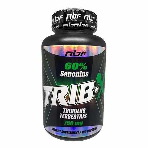 Tribullus (Trib-X) 750mg - 100 Cps - NBF