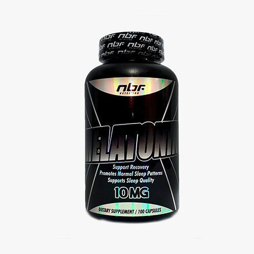 Melatonina 10mg 100 caps - NBF