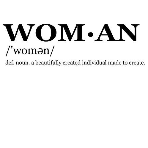 """""""Woman Tee"""""""