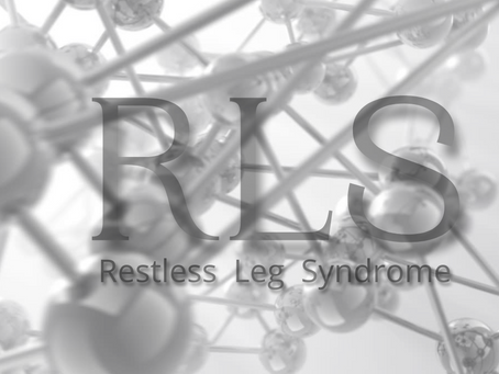 Is RLS caused by a lack of oxygen?