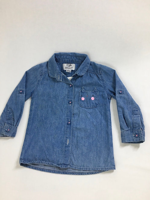 Camisa Denim Co
