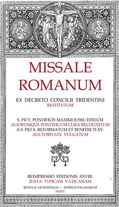 Missale Romanum_ Classical For - Catholi