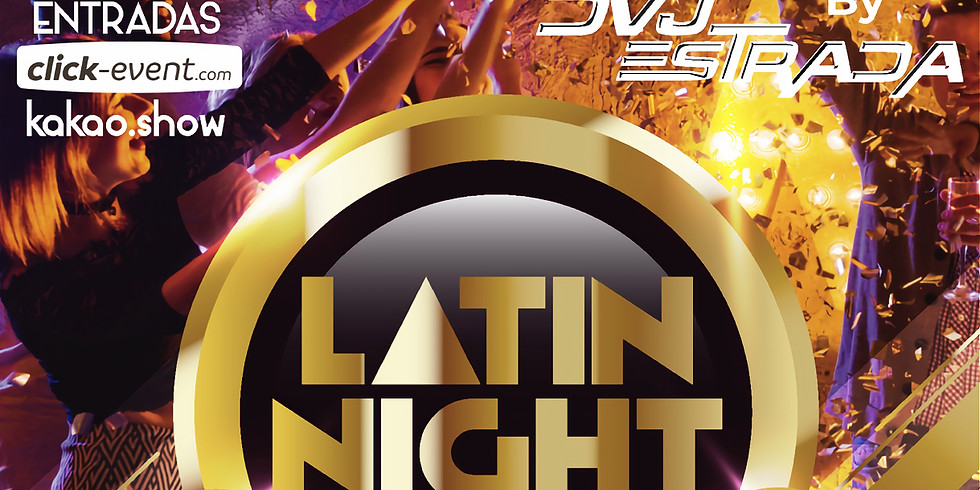 Latin Night at Hanovers 2.0