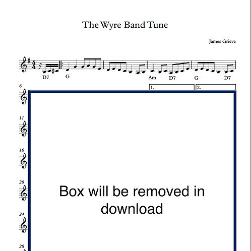 The Wyre Band Tune