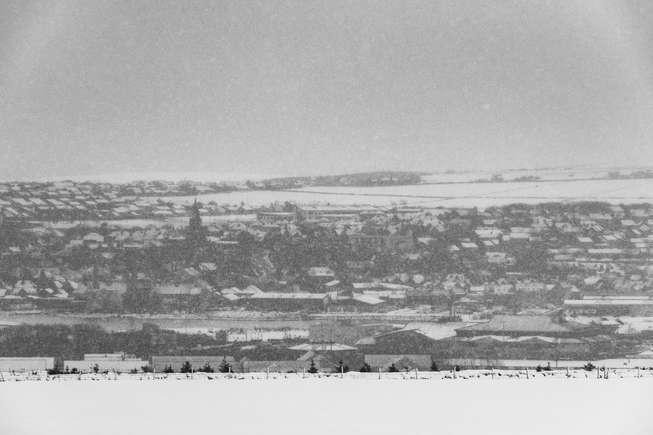 Kirkwall in a Blizzard