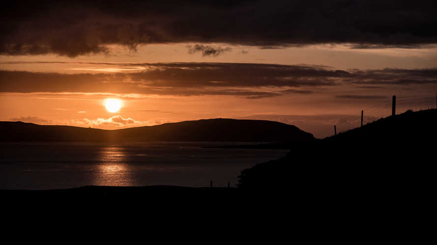 Rousay Sunset