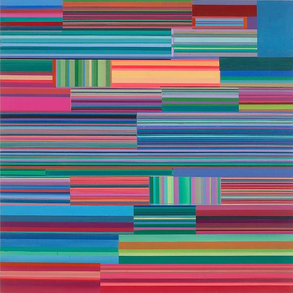 Exit,Acrylic on canvas,100×100cm,2019.jpg