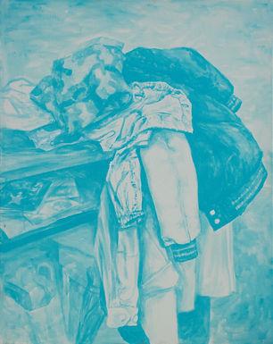 wonhee, Acylic on canvas, 91.5x72.5, 201