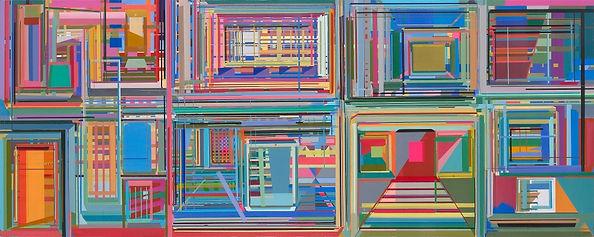 각기다른,서로연결된ㆍ60×150cm,Acrylic on canvas,2019.jpg