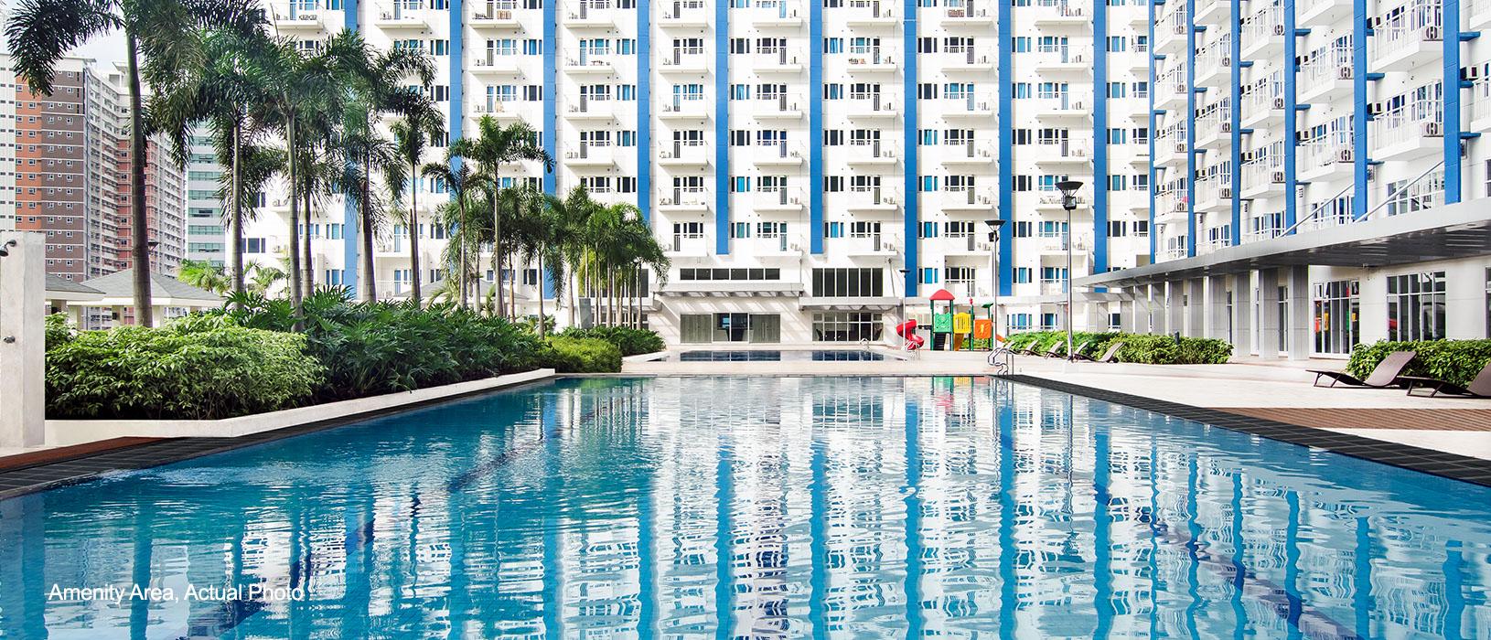 Light Residences Pool