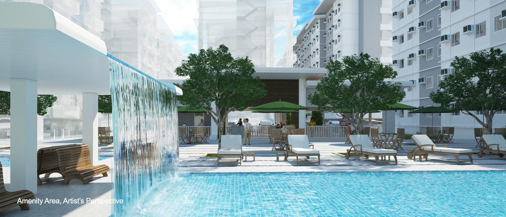 Trees Residences Pool
