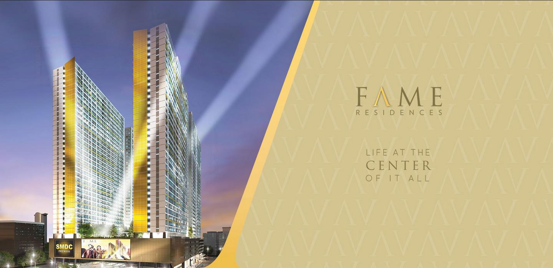 Fame residences Building Facade
