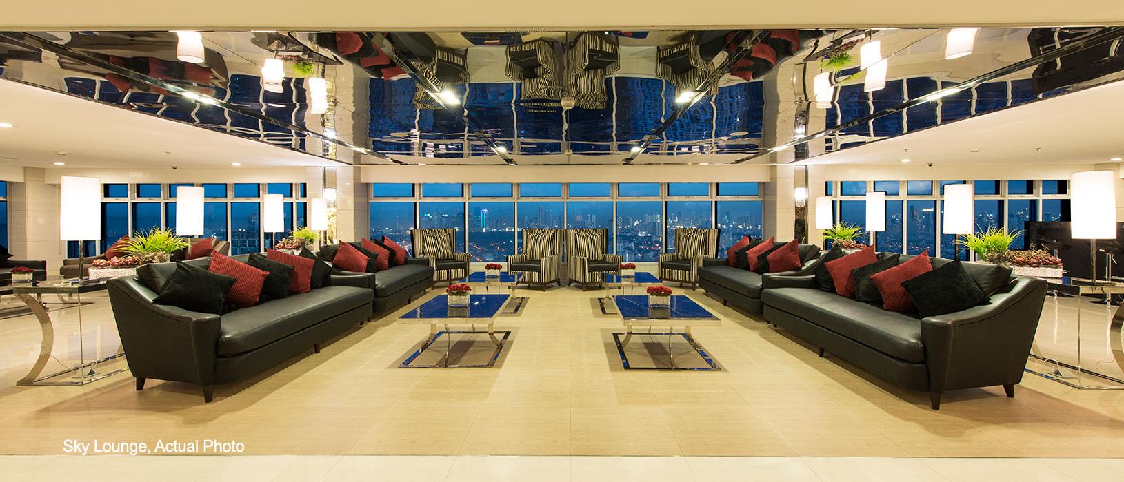 Princeton Residences Sky Lounge