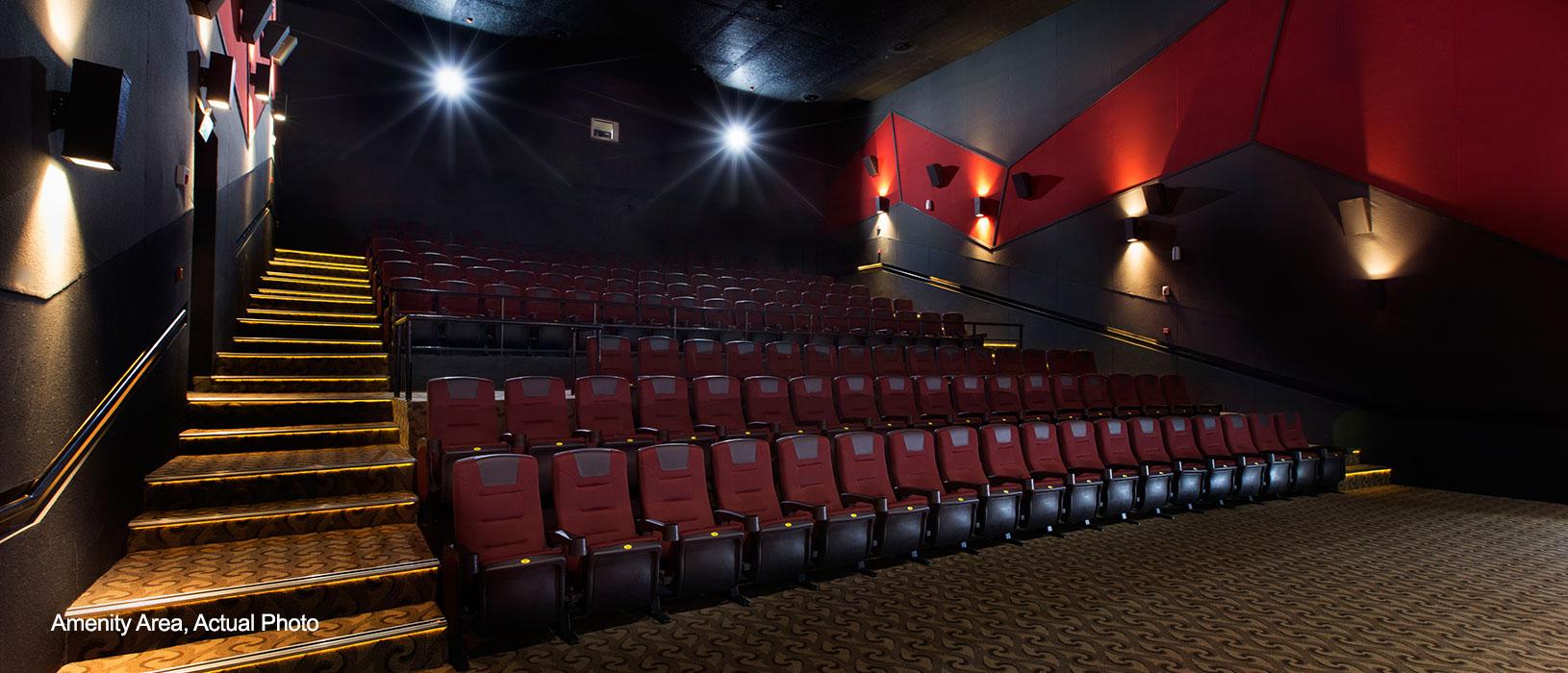 Light Residences Cinema