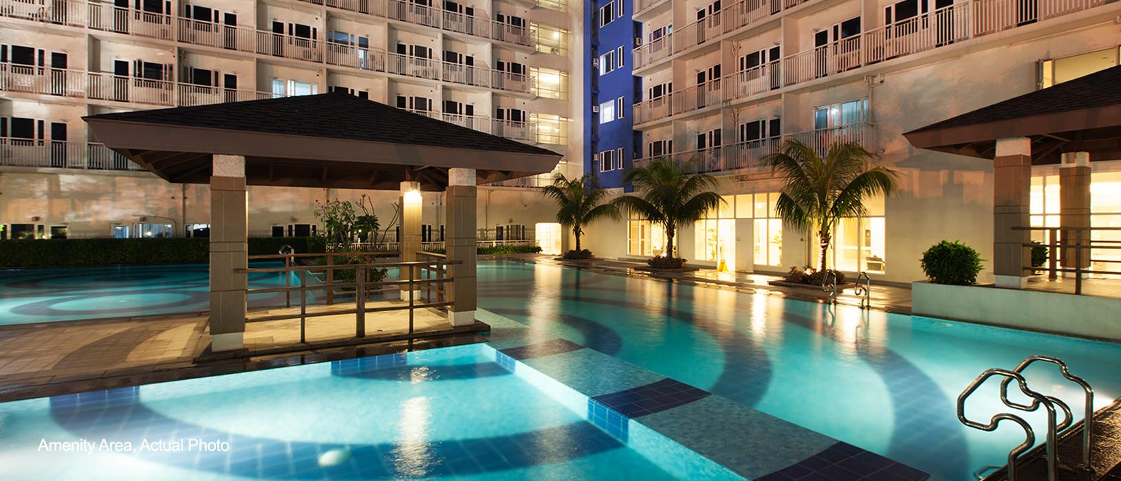 Sun Residences Pool