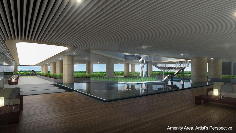 Air Residences 7 Floor amenity