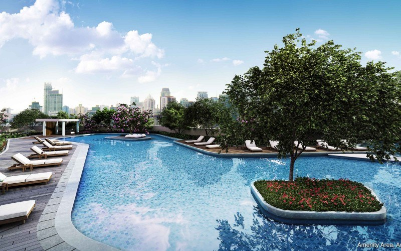 Air Residences Wall Pool2