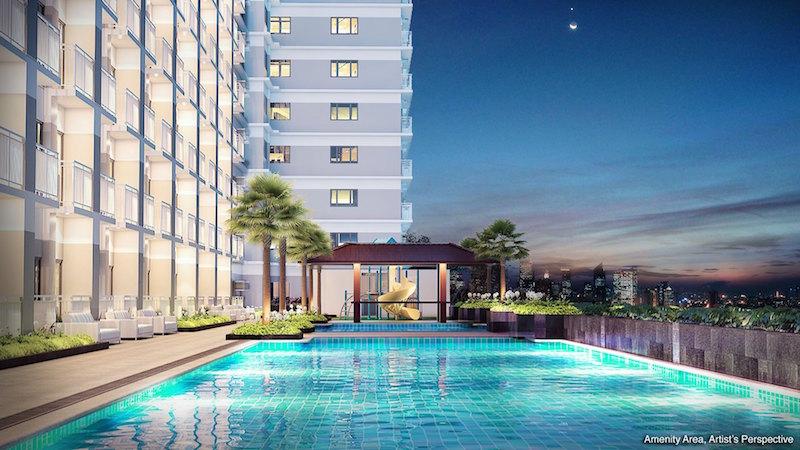 Coast Residences Pool Area