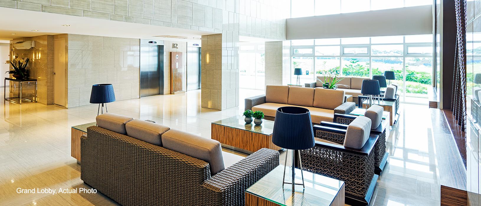 Wind Residences Grand lobby 2