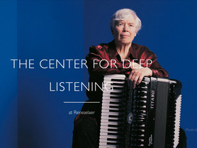 Deep Listening Certification after Pauline Oliveros