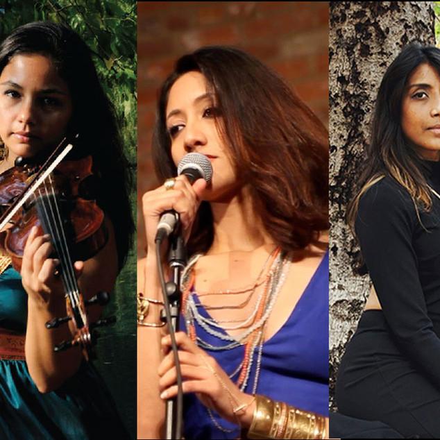 Trina Basu, Priya Darshini, RoshniSamlal