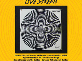 PlayField Live Album Release of Vol 2. The Middle via 577 Records - April 17 (1:30pm), Live+Stream