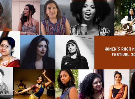 Women Between Arts teams up with Brooklyn Raga Massive