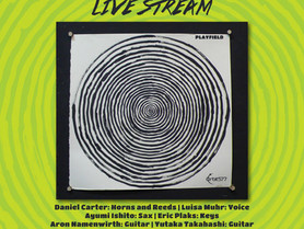 PlayField Live Album Release of Vol 3. After Life via 577 Records - May 16 (3pm), Live and Streamed