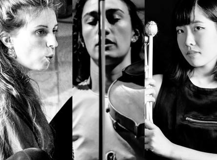 Trio Muhr | Mattrey | Hashimoto at The Owl