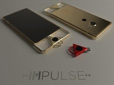 Total Privacy : Mobile Phone K1 IM Pulse