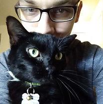 Kitten And Me.jpg