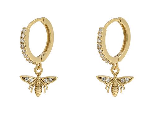 Oorbellen Wealthy Wasp