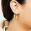 Thumbnail: Dollar oorbellen