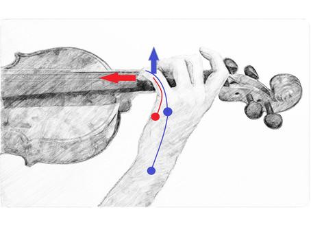 Exercises for the left hand dexterity / Ejercicios para la destreza de la mano izquierda
