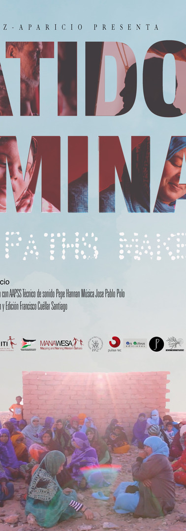 Latidos de mina. free path makers Short Film