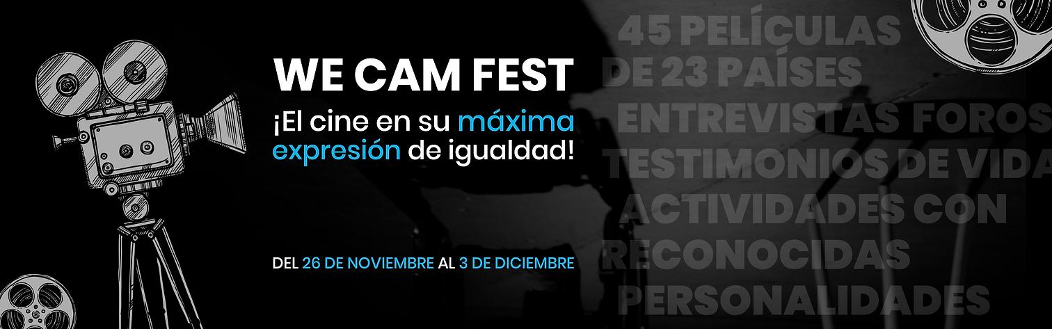 SV - WE CAM FEST - BANNER WEB - sin botó