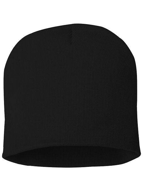 James Joyce Knitted Skull Cap (Black)