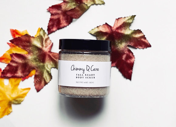 Fall Ready Body Scrub