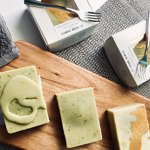 Matcha Body Bar