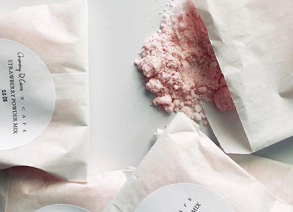 Strawberry Powder Mix