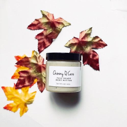 Fall Ready Body Butter