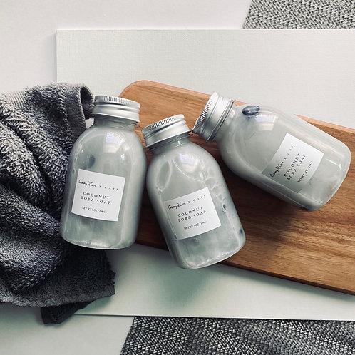 Coconut Boba Soap