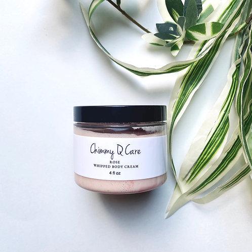 Rose Body Cream