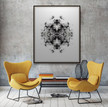 Abstract Decorative