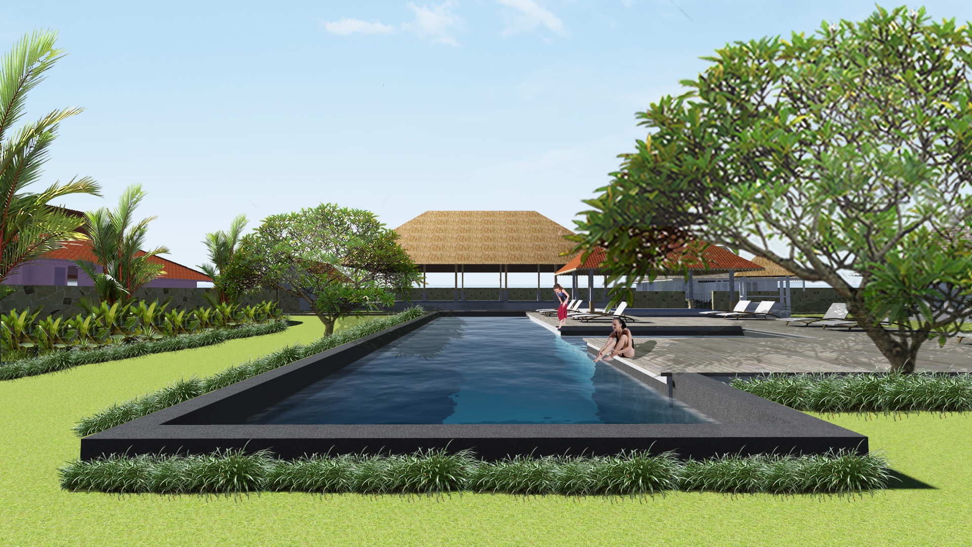 MDF Villa