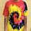 Thumbnail: Unisex Tie Dye T-Shirt - SKU1007